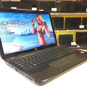 Игровой ноутбук HP i3-3110m/4Gb/Radeon 7670m