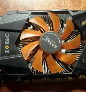 ZOTAC nvidia gtx 650 2gb