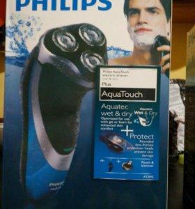 Новая электробритва PHILIPS Aqua Touch 890