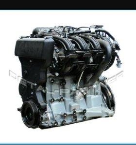Двигатель ваз 2112, 16 кл. 1.6