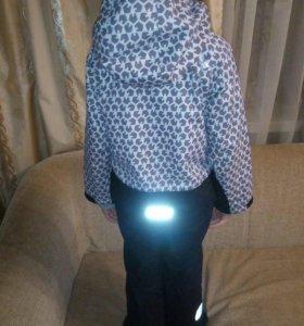 Демисезонный костюм Reima с поддёвой