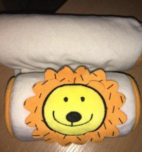 Позиционер для сна и ортопедическая подушка