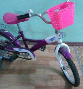 Велосипед 16 дюймовый