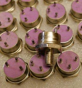 Транзисторы: ВЧ КТ944А; 2Т944А. С хранения.