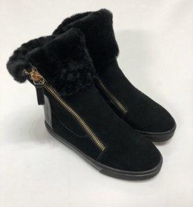 Ботинки зимние Zanotti
