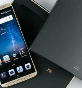 ZTE Axon 7 4/64GB новый. евроверсия A2017G