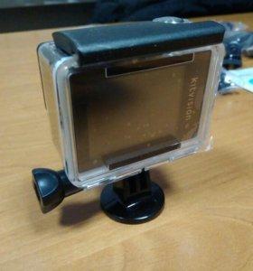 Новая экшн-камера FHD Kitvision Escape
