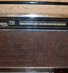 Spidola-231 радиоприёмник