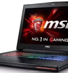 MSI GT72VR 6RE-404RU Dominator Pro, Black