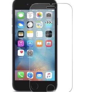 Защитные стекла на iPhone 5,5s,5c,6,6s