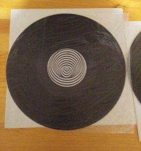 Metallica Black album (vertigo)