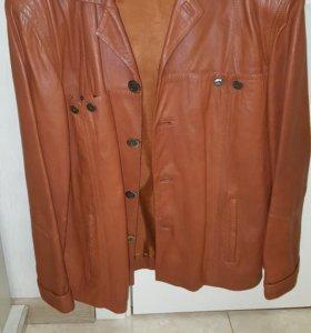 Куртка, натуральная кожа