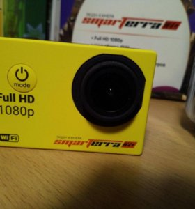 Экшн камера SmarTerra w4+
