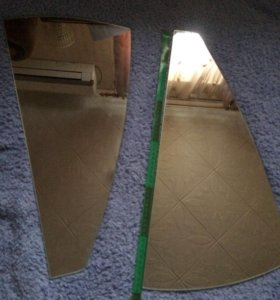 Зеркало 59х29