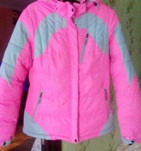 Куртка б/у размер 48-50