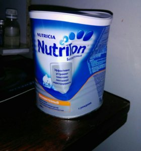 Nutrilon безлактозный 400 г.