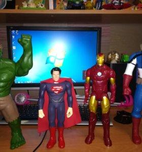 Продам супер-героев, за всех 1000