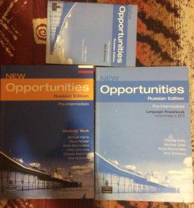 New opportunities учебник по английскому