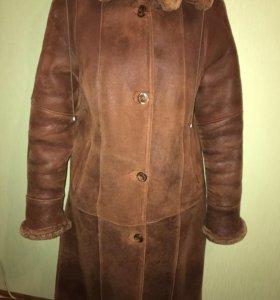 Дубленка натуральная женская Volvox Leather