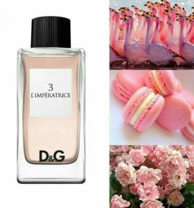 Духи l'mperatrice D&G