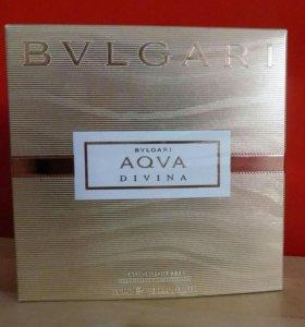 Туалетная вода Bvlgari Aqva Divina,25мл