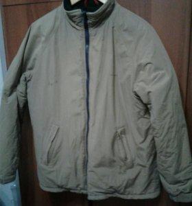 Куртка мужская осенняя теплая М