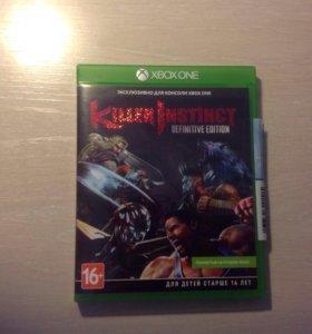 Продам Killer Instinct на Xbox one