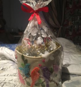 Чайный набор новогодний