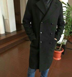 Мужское классическое пальто H&M