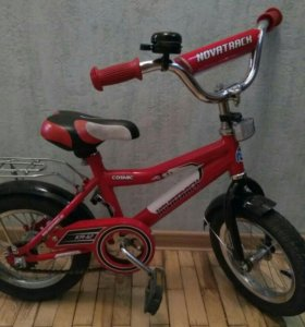 "Детский велосипед ""Nowatrack"" Cosmic KR-12"