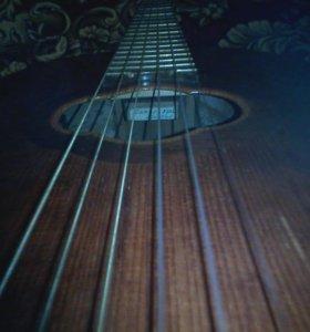 Гитара ручной работы, концертная, акустика