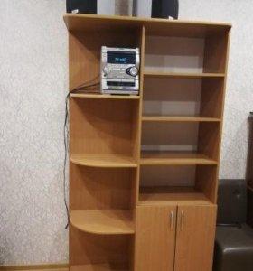 Шкаф для книг, стеллаж