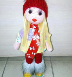Кукла Стеша,ручная работа