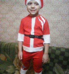 Костюм Санта-Клаус