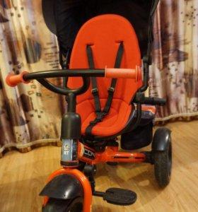Трехколесный велосипед RT ICON Elite