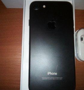 Айфон 7 реплики чёрный