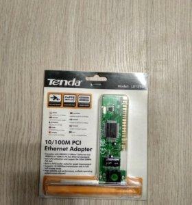 Сетевая карта Tenda 10/100 PCI