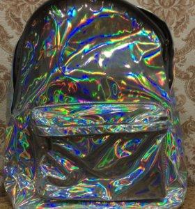Перламутровый рюкзак