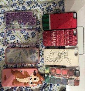 Чехлы на 5 iPhone