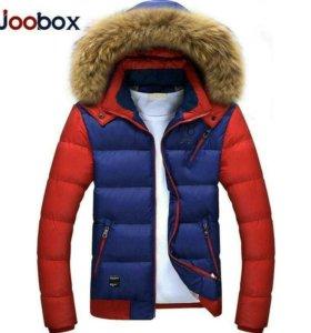 Куртка зимняя нов.  1750р р. 46-48