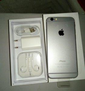 Новый iPhone 6.64 гб