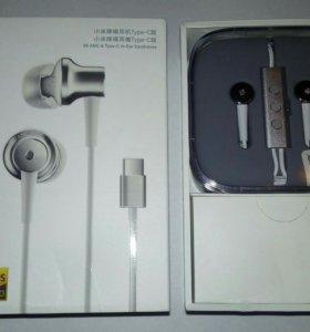 Наушники XiaoMi Mi ANC & Type-C In-Ear Earphones