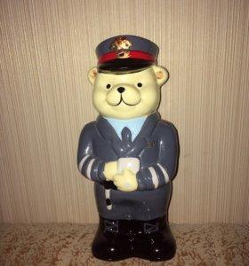 Копилка полицейский