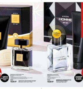 Набор Little Black Dress или набор Avon Homme