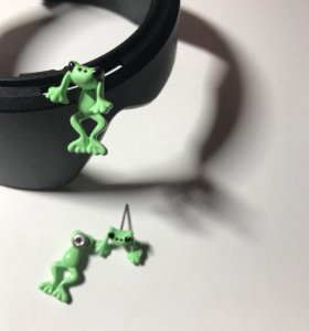 3D сережки