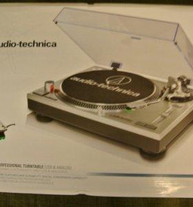 Новый виниловый Audio Technica AT-LP120