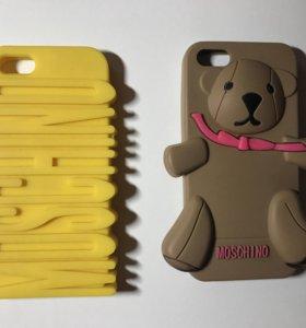 Чехлы для iPhone 5/se