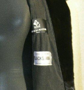 Шубы в профиле.Шикарная брендовая норковая шуба