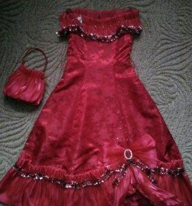 Платье на прокат!