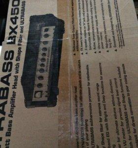 Басовый усилитель BEHRINGER ULTRABASS BX4500H
